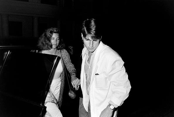 Vehicle Door「Tom Cruise And Mimi Rogers」:写真・画像(11)[壁紙.com]