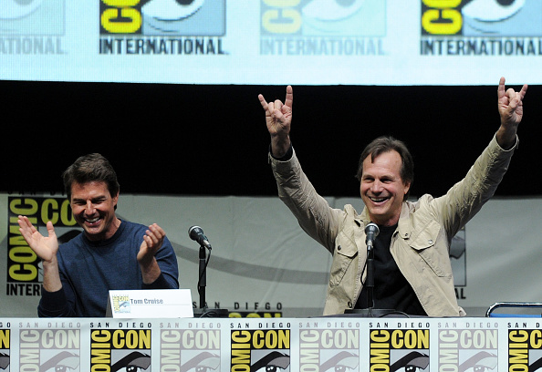 Comic con「Warner Bros. And Legendary Pictures Preview - Comic-Con International 2013」:写真・画像(6)[壁紙.com]
