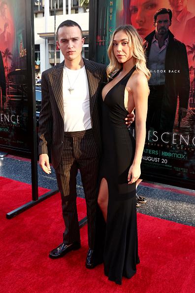 "Film Premiere「Warner Bros. Pictures ""Reminiscence"" Los Angeles Premiere - Red Carpet」:写真・画像(19)[壁紙.com]"
