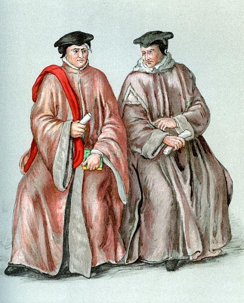 Elizabethan Style「Judges in their Robes」:写真・画像(16)[壁紙.com]