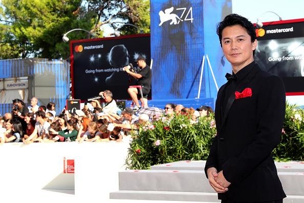 福山 雅治「The Third Murder (Sandome No Satsujin) Premiere  - 74th Venice Film Festival」:写真・画像(17)[壁紙.com]
