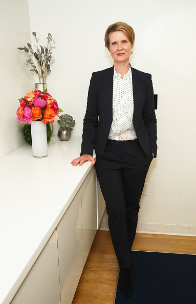 Pant Suit「PRIDE PLACE At Samsung 837 - Conversation with Cynthia Nixon」:写真・画像(14)[壁紙.com]
