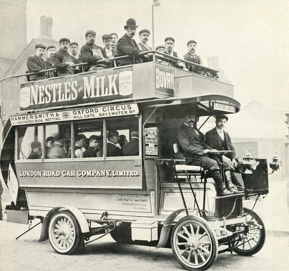 Bus「London Steam Bus」:写真・画像(13)[壁紙.com]
