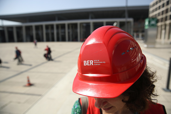 Finance and Economy「Berlin BER Airport Opening Possibly Delayed Until 2021」:写真・画像(1)[壁紙.com]