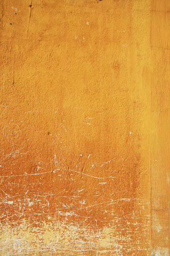 Central America「Yellow wall texture from old town Antigua in Guatemala」:スマホ壁紙(13)