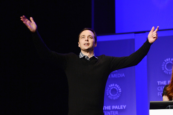 """Paley Center for Media - Los Angeles「The Paley Center For Media's 33rd Annual PaleyFest Los Angeles - """"The Big Bang Theory"""" - Inside」:写真・画像(12)[壁紙.com]"""
