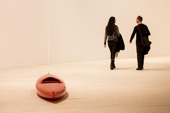 Barbican Art Gallery「Roman Signer: Slow Movement Installation At The Barbican Art Gallery」:写真・画像(14)[壁紙.com]