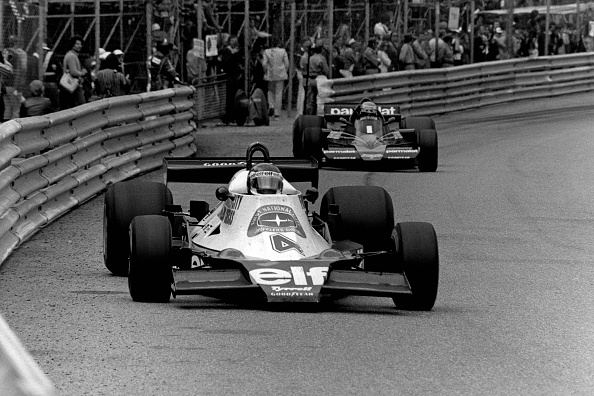 自動車「Patrick Depailler, Grand Prix of Monaco」:写真・画像(18)[壁紙.com]