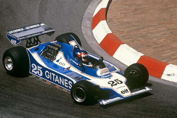 自動車「Patrick Depailler, Grand Prix of Monaco」:写真・画像(6)[壁紙.com]
