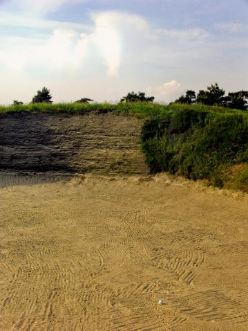 Sand Trap「Golf landscape」:スマホ壁紙(0)