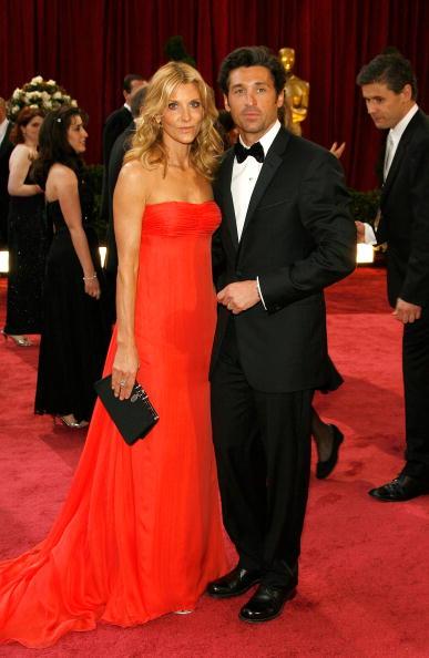 Clutch Bag「80th Annual Academy Awards - Arrivals」:写真・画像(11)[壁紙.com]