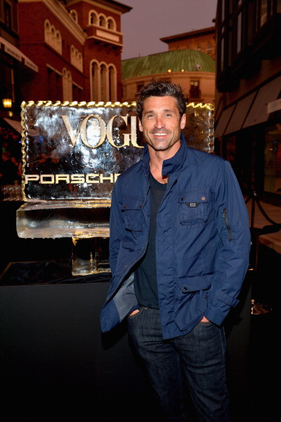 Material「Porsche Design And Vogue Re-Opening Event For Porsche Design Beverly Hills」:写真・画像(7)[壁紙.com]