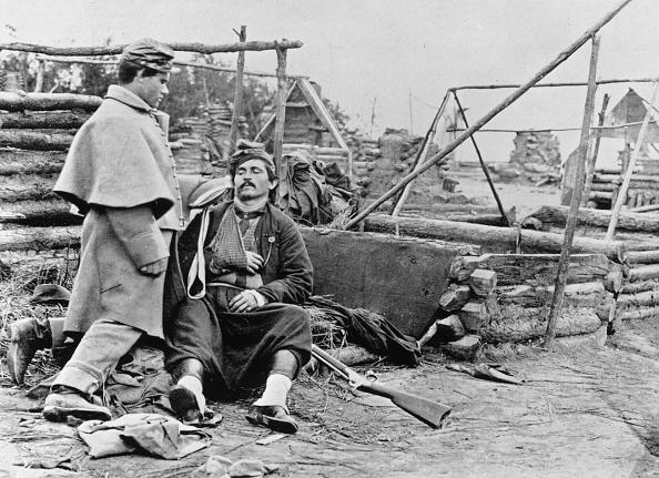 American Civil War「Wounded Zouave」:写真・画像(15)[壁紙.com]