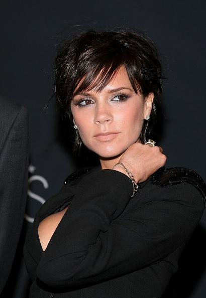 Short Hair「Victoria Beckham Reveals New Emporio Armani Underwear Campaign」:写真・画像(15)[壁紙.com]