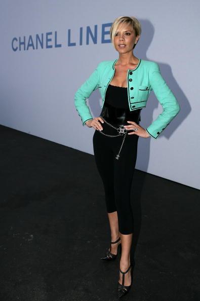 Leggings「2007/8 Chanel Cruise Show Presented By Karl Lagerfeld - Arrivals」:写真・画像(15)[壁紙.com]