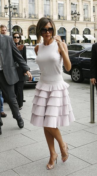 Flounced Dress「Paris Fashion Week Sp/Sum 07 - Chanel」:写真・画像(19)[壁紙.com]