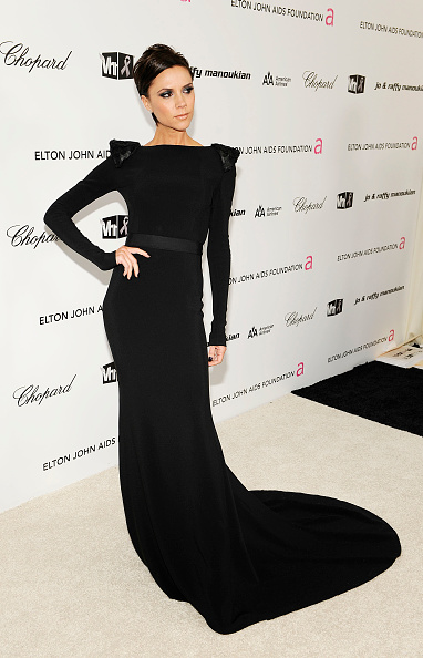 Black Color「17th Annual Elton John AIDS Foundation Oscar Party - Red Carpet」:写真・画像(12)[壁紙.com]