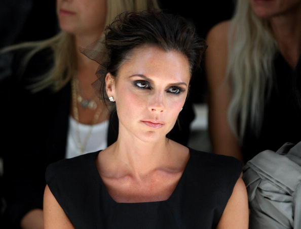 Black Color「Burberry Front Row: Spring/Summer 2010 - London Fashion Week」:写真・画像(14)[壁紙.com]