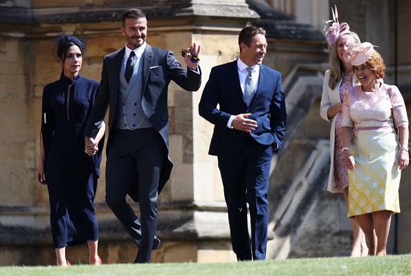 Johnny Wilkinson「Prince Harry Marries Ms. Meghan Markle - Windsor Castle」:写真・画像(13)[壁紙.com]