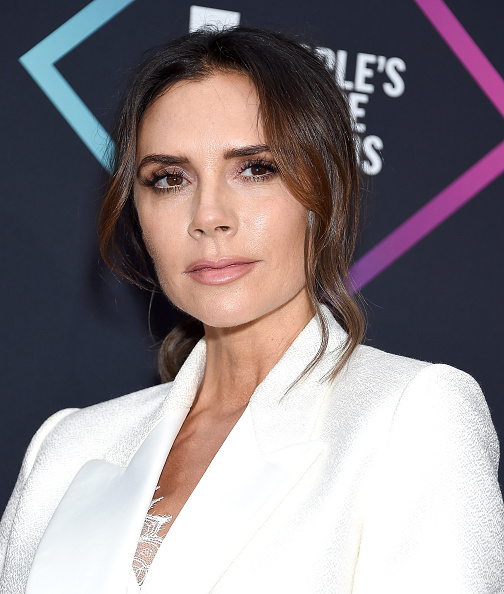 Victoria Beckham「People's Choice Awards 2018 - Press Room」:写真・画像(4)[壁紙.com]