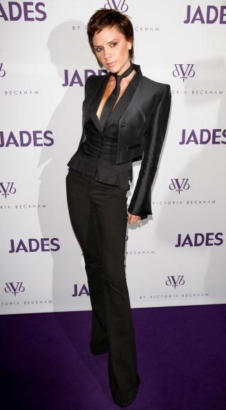 Jacket「Victoria Beckham Presents Jeans Collection In Duesseldorf」:写真・画像(10)[壁紙.com]