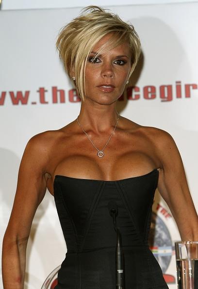 上半身「The Spice Girls News Conference - O2 Arena」:写真・画像(6)[壁紙.com]