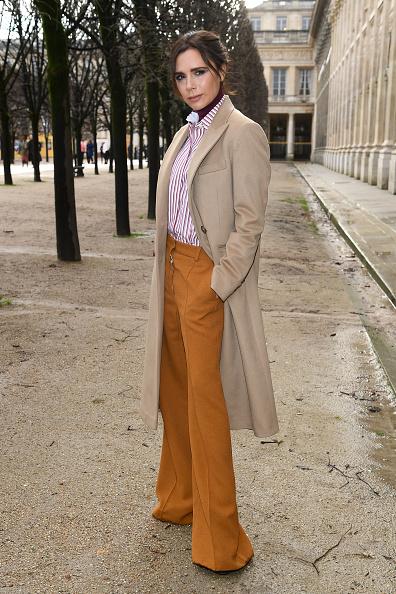 Victoria Beckham「Louis Vuitton : Front Row - Paris Fashion Week - Menswear F/W 2018-2019」:写真・画像(9)[壁紙.com]
