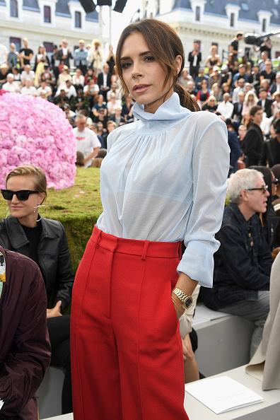 Paris Menswear Fashion Week「Dior Homme: Front Row - Paris Fashion Week - Menswear Spring/Summer 2019」:写真・画像(17)[壁紙.com]