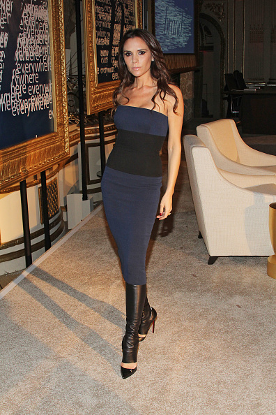 Pencil Dress「2011 WWD Apparel & Retail CEO Summit - A Conversation With Victoria Beckham」:写真・画像(8)[壁紙.com]