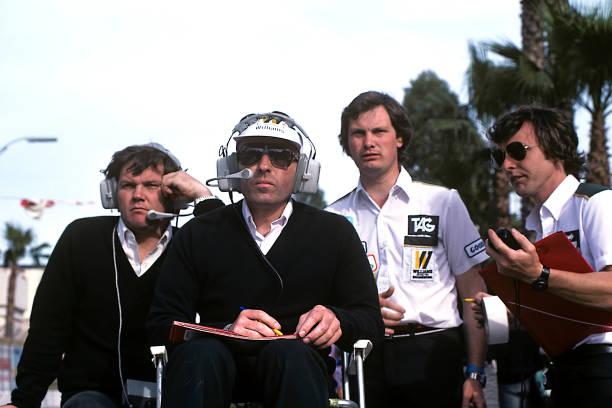 Motorsport「Frank Williams, Patrick Head, Franck Dernie, Charlie Crichton-Stuart, Grand Prix Of The United States West」:写真・画像(2)[壁紙.com]