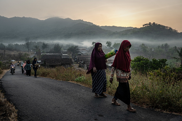 Religion「Indonesian Muslims Mark Eid'l Fitr」:写真・画像(6)[壁紙.com]