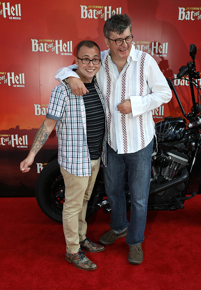"""Guest「""""Bat Our Of Hell - The Musical"""" - Press Night - Arrivals」:写真・画像(18)[壁紙.com]"""