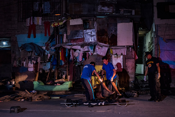 The Dead - Band「Duterte's Brutal War On Drugs Continue In The Philippines」:写真・画像(14)[壁紙.com]