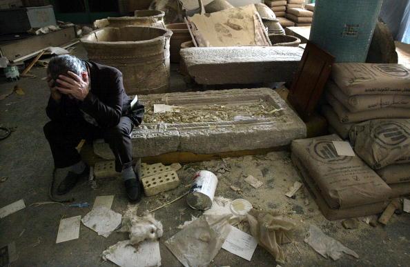 Baghdad「Baghdad Fighting Continues」:写真・画像(16)[壁紙.com]
