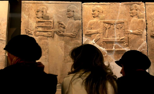 Baghdad「Iraq National Museum Reopens Six Years After US Led Invasion」:写真・画像(18)[壁紙.com]