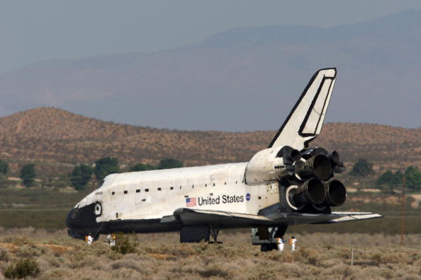 Hubble Space Telescope「Space Shuttle Atlantis Returns From Hubble Mission」:写真・画像(14)[壁紙.com]