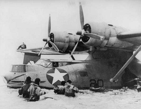 USAF「PBY Catalina」:写真・画像(14)[壁紙.com]