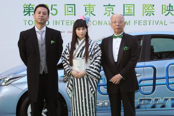 柴咲 コウ「Tokyo International Film Festival Opening Ceremony」:写真・画像(6)[壁紙.com]