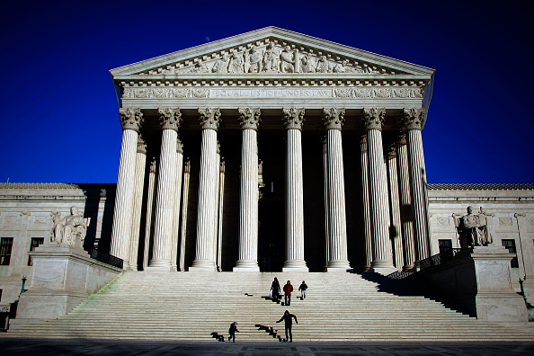 Courthouse「Exterior Views Of The Supreme Court」:写真・画像(6)[壁紙.com]