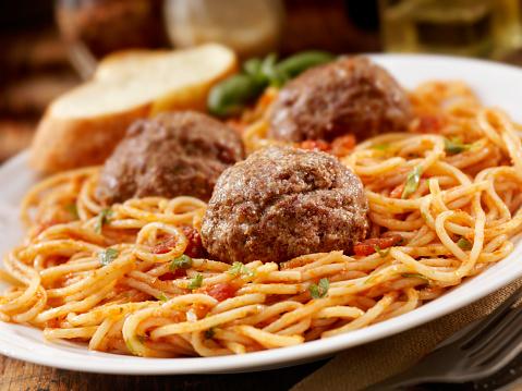 Meatball「Spaghetti with Large Meatballs」:スマホ壁紙(8)