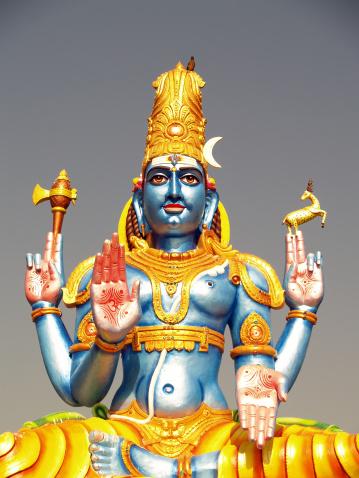 Mythology「Hindu God Shiva」:スマホ壁紙(18)