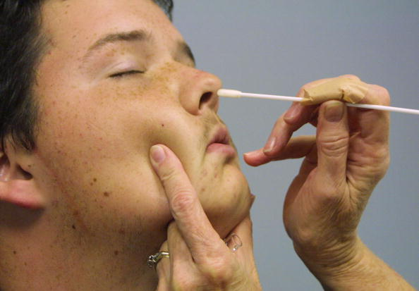 Nose「Doctors Treat Flu Patients In Louisiana」:写真・画像(1)[壁紙.com]