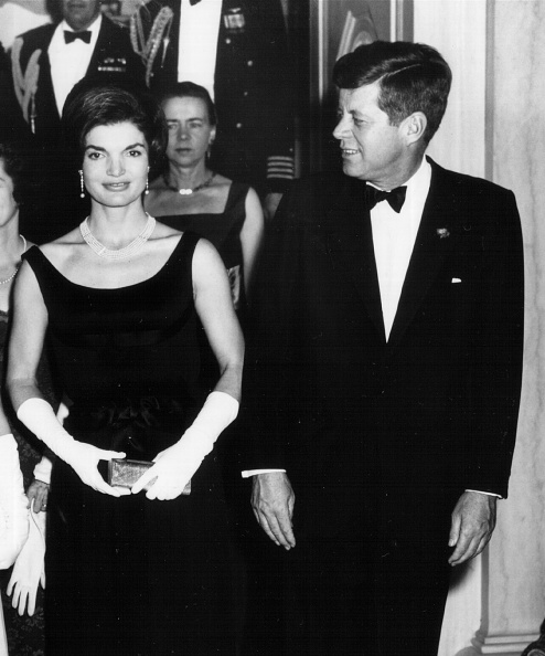 John F「First Lady Jackie Kennedy」:写真・画像(15)[壁紙.com]