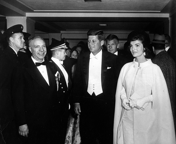 Presidential Inauguration「Jacqueline Bouvier Kennedy」:写真・画像(4)[壁紙.com]
