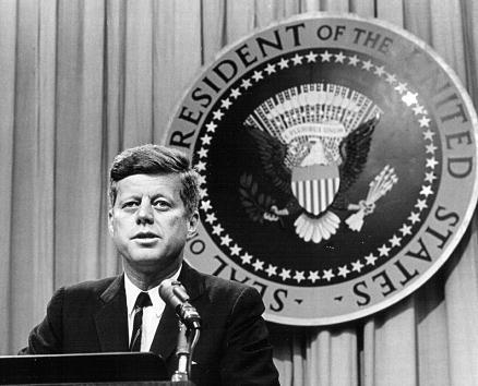 US President「John F. Kennedy」:写真・画像(10)[壁紙.com]