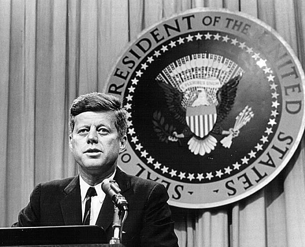 John F. Kennedy:ニュース(壁紙.com)