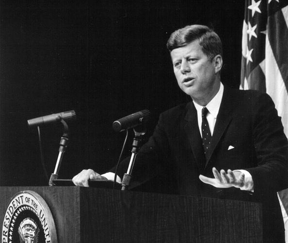 Speech「John F. Kennedy」:写真・画像(0)[壁紙.com]
