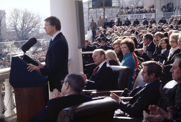 Speech「1976 Presidential Inauguration」:写真・画像(1)[壁紙.com]