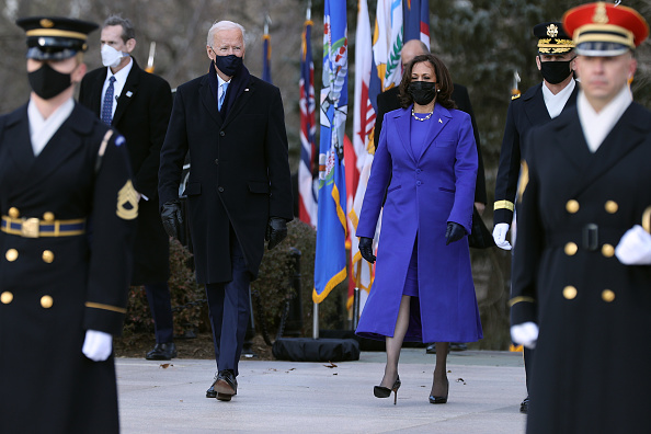 Presidential Inauguration「Joe Biden Marks His Inauguration With Full Day Of Events」:写真・画像(11)[壁紙.com]
