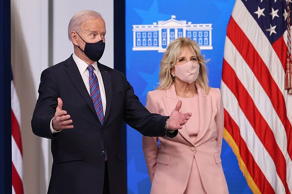 Eisenhower Executive Office Building「President Biden Holds White House Event To Mark Equal Pay Day」:写真・画像(18)[壁紙.com]